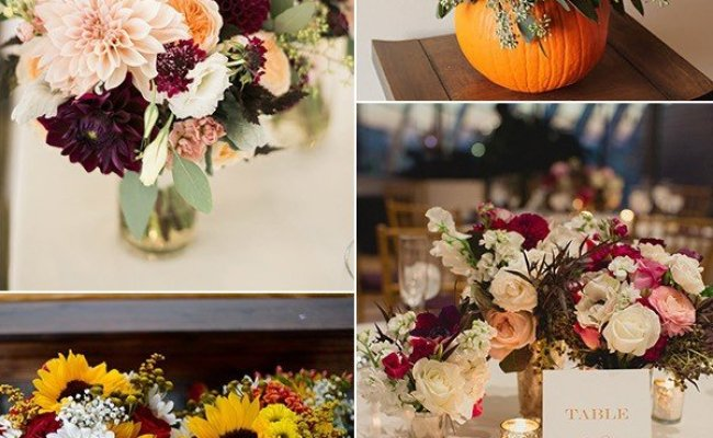 70 Amazing Fall Wedding Ideas For 2018 Page 2 Of 4 Oh