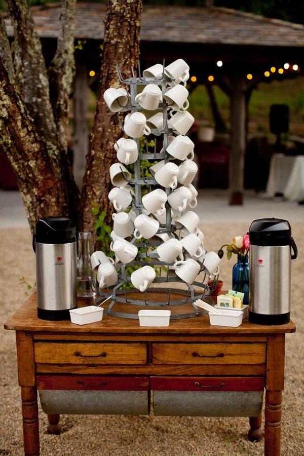 20 Amazing Drink Stations For Outdoor Wedding Ideas Page
