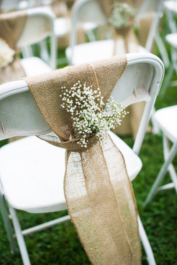 diy organza chair covers desk urban outfitters 28 awesome wedding decoration ideas for ceremony and reception - oh best day ever