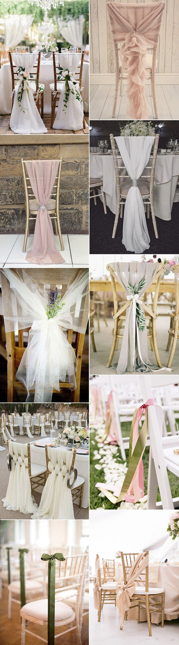 best fabrics for chairs luraco massage chair 28 awesome wedding decoration ideas ceremony and reception - oh day ever