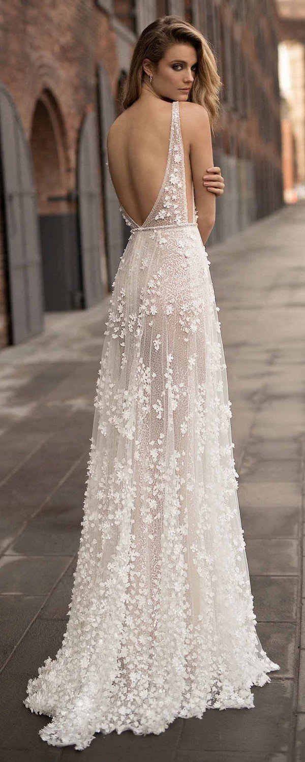 Berta Wedding Dresses SpringSummer 2018 Collection  Page 4 of 4  Oh Best Day Ever