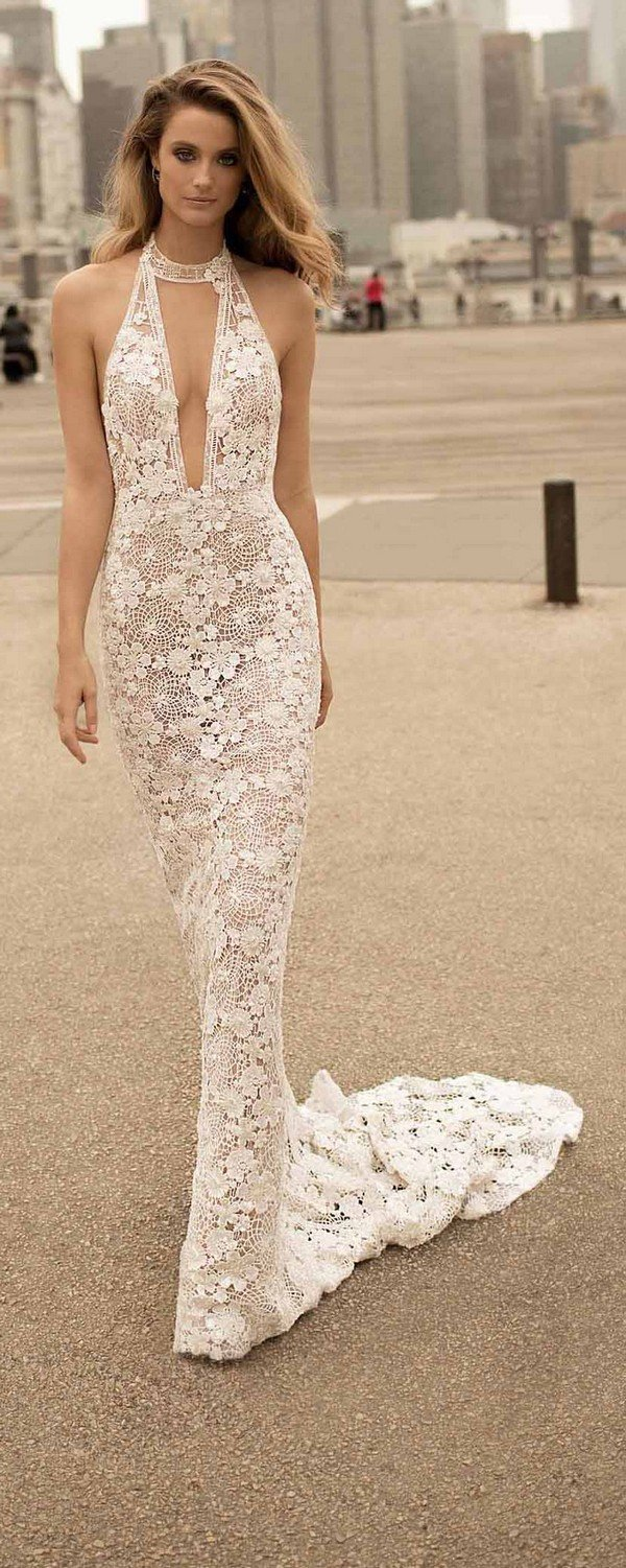 Berta Wedding Dresses SpringSummer 2018 Collection  Oh Best Day Ever