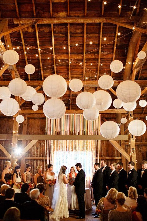 18 Perfect Country Rustic Barn Wedding Decoration Ideas  Page 3 of 3  Oh Best Day Ever