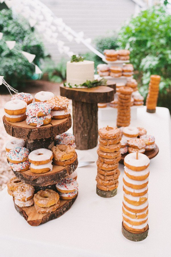Rustic Ideas And Decorations Wedding
