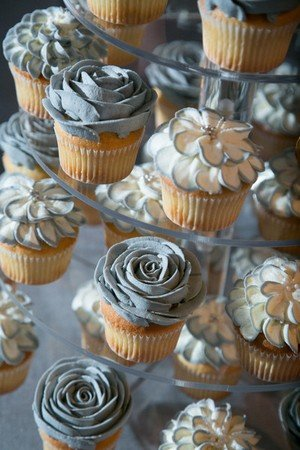 24 Creative Wedding Cupcake Ideas for Your Big Day  Oh Best Day Ever