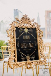 30 Great Gatsby Vintage Wedding Ideas for 2018 Trends - Oh ...