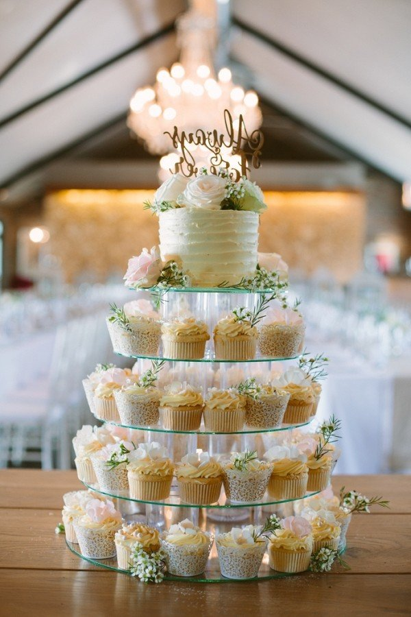 24 Creative Wedding Cupcake Ideas for Your Big Day  Page 2 of 3  Oh Best Day Ever