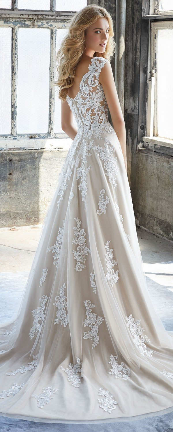 Morilee Wedding Dresses for 2018 Trends  Oh Best Day Ever