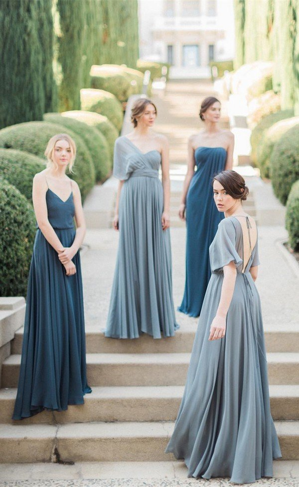 TrendingTop 10 Mismatched Bridesmaid Dresses Inspiration for 2018  Oh Best Day Ever