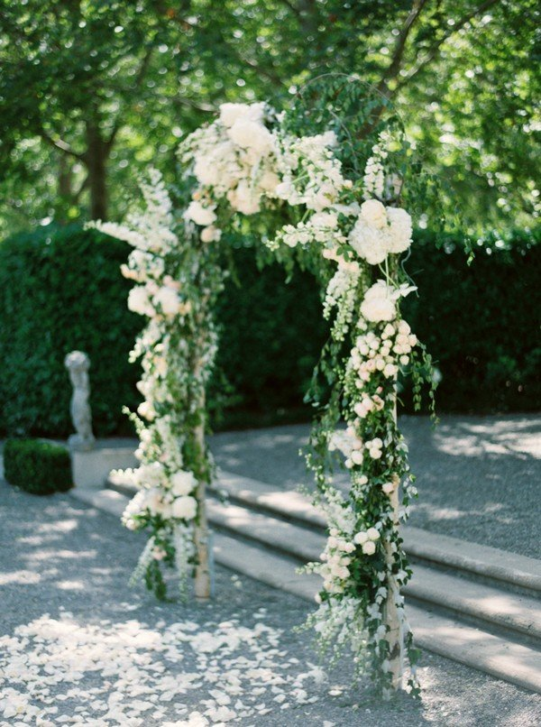 Wedding Arch Ideas Outdoor Weddings