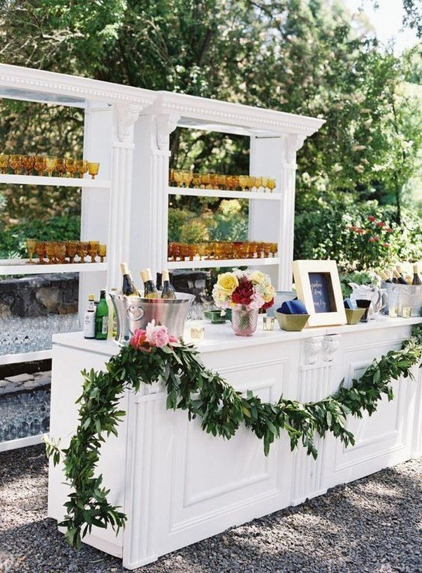 Trending15 Wedding Reception Bar Ideas for 2018  Page 2