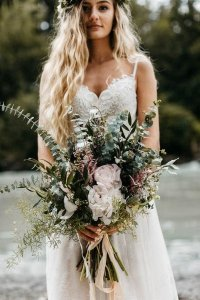 Top 25 Moody Wedding Bouquets for 2018 Trends - Page 3 of ...