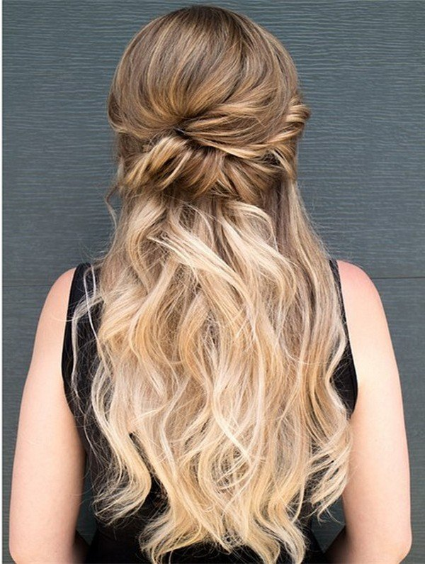 20 Inspiring Wedding Hairstyles from Steph on Instagram  Oh Best Day Ever