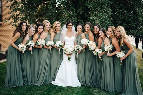 30 Sage Green Wedding Ideas for 2019 Trends  Page 2 of 2  Oh Best Day Ever