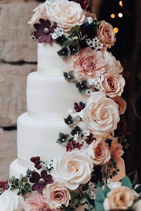 25 Trending Dusty Rose And Sage Wedding Color Ideas Page