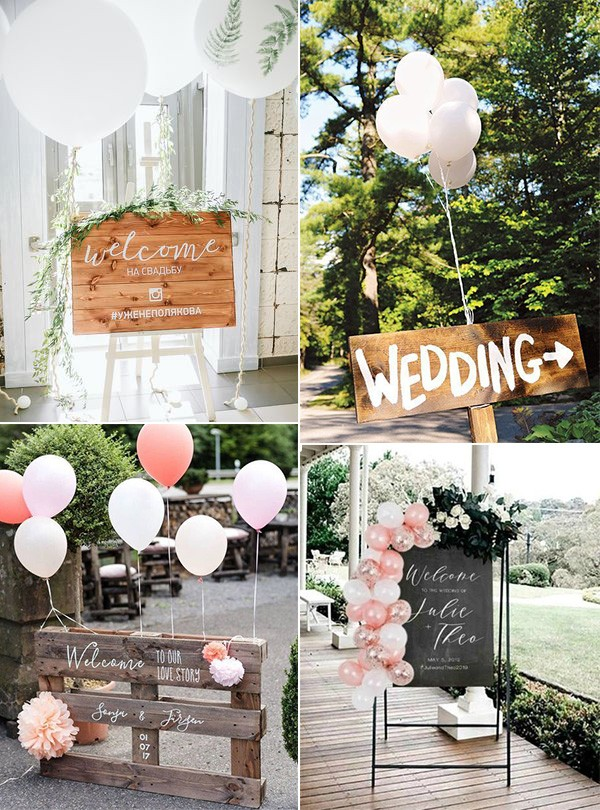40 Awesome Wedding Decoration Ideas With Balloons Page 2 Of 2 Oh Best Day Ever
