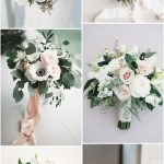 Prettiest 18 Blush Pink And Green Wedding Bouquets Oh Best Day Ever