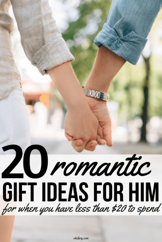 These 20 Gifts For Him Meaningful Under Romantic Birthday Christmas And Valentines Day