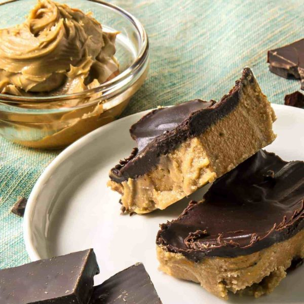 No Bake Keto Peanut Butter Chocolate Bars - The Best 11 Keto Dessert Recipes! How can something so delicious be low carb and good for you?! You and your family will love-love-love these low carb ketogenic desserts and will be asking for seconds. Click to find out more and you won't regret!! #keto #ketodiet #ketorecipes #ketogenicdiet #ketogenic #lchf #lowcarb #lowcarbdiet #healthy #healthyrecipes #weightloss