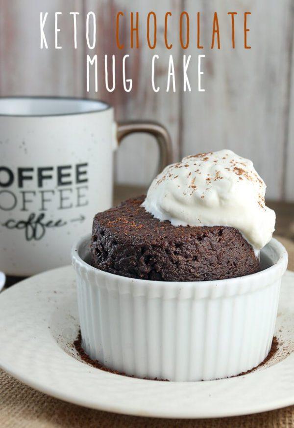 Keto Chocolate Mug Cake   13 Delicious Keto Mug Cake Recipes To Try Right Now #ketomugcake #ketolavacake #lowcarbbrownies #lowcarb #lowcarbsweets #ketodesserts #ketofatbombs