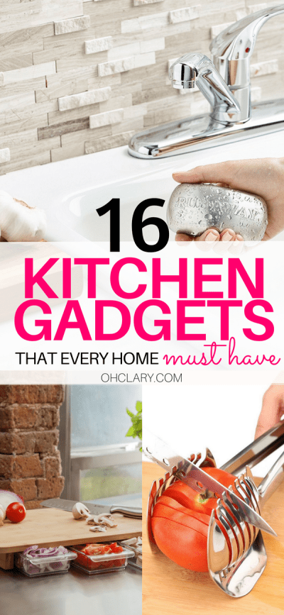 having the right tools makes cooking so much more enjoyable and time saving these must - Must Have Kitchen Gadgets