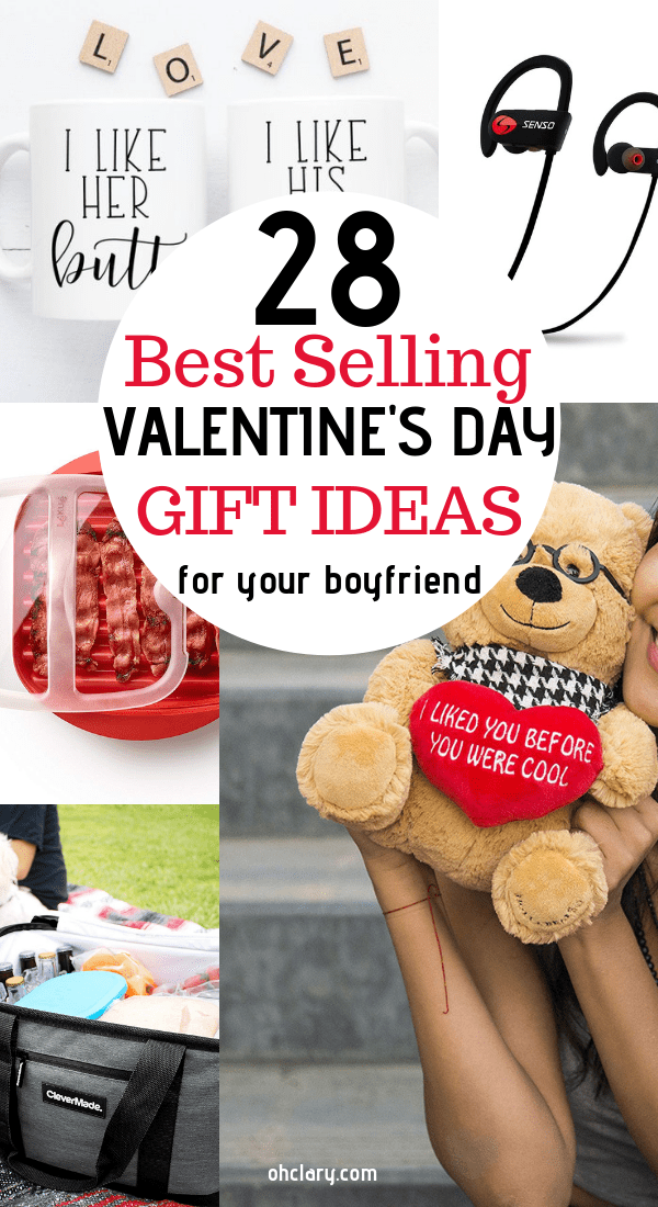 Best Valentines Day Gift Ideas For Men! These 2019 Valentines Day gift ideas for boyfriend ... & 28 Valentines Day Gift Ideas For Boyfriend In 2019 That He Will LOVE
