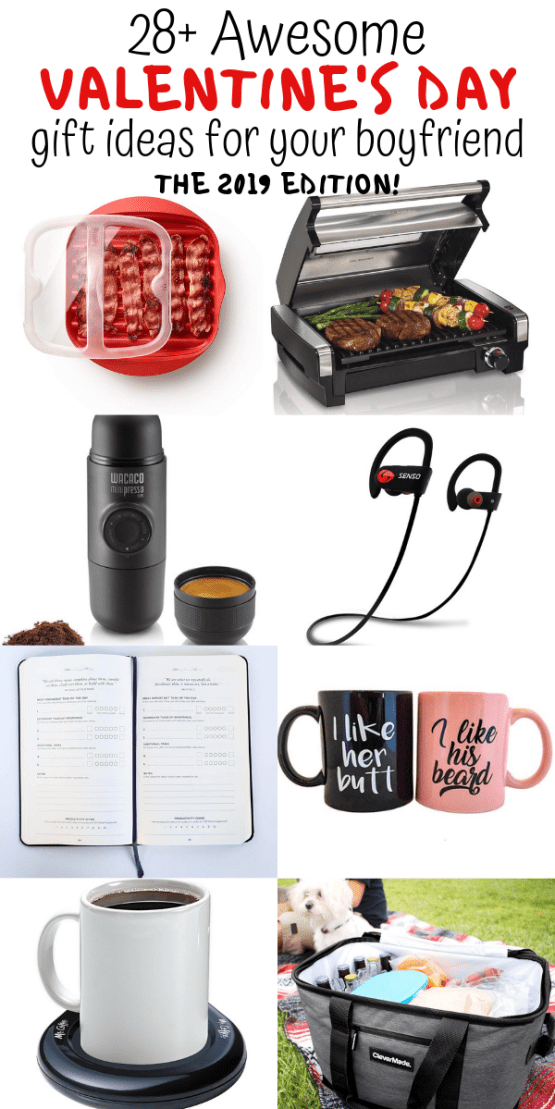28 Valentines Day Gift Ideas For Boyfriend In 2019 That He Will Love