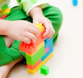 Pre-Potty Training Blocks