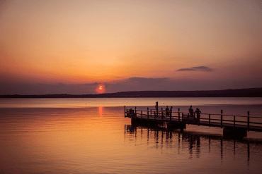 Solnedgång i Varamon