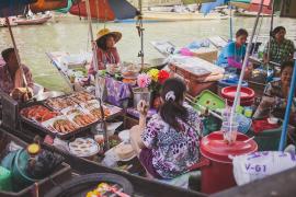 Dagsutflykter från Bangkok
