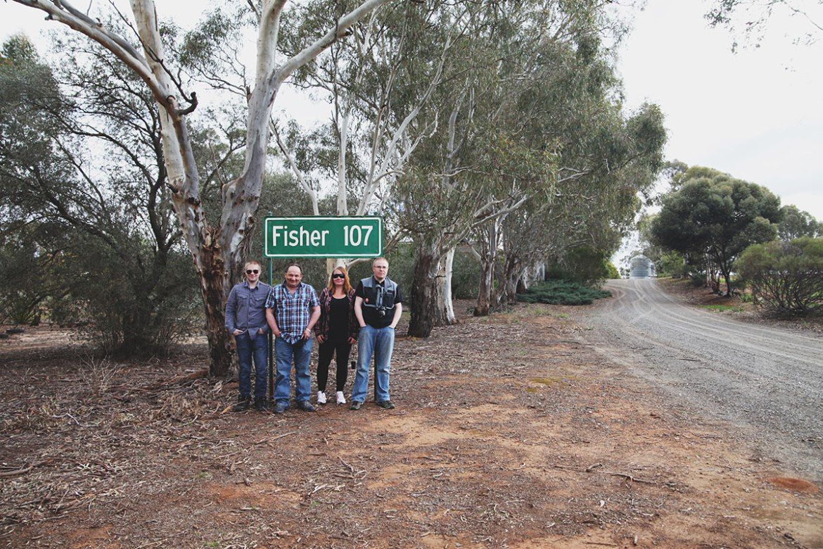 McLeod's Daughters - Day Tripper Tours to McLeod's Country