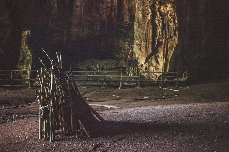Gomantong Caves, Sabah, Borneo