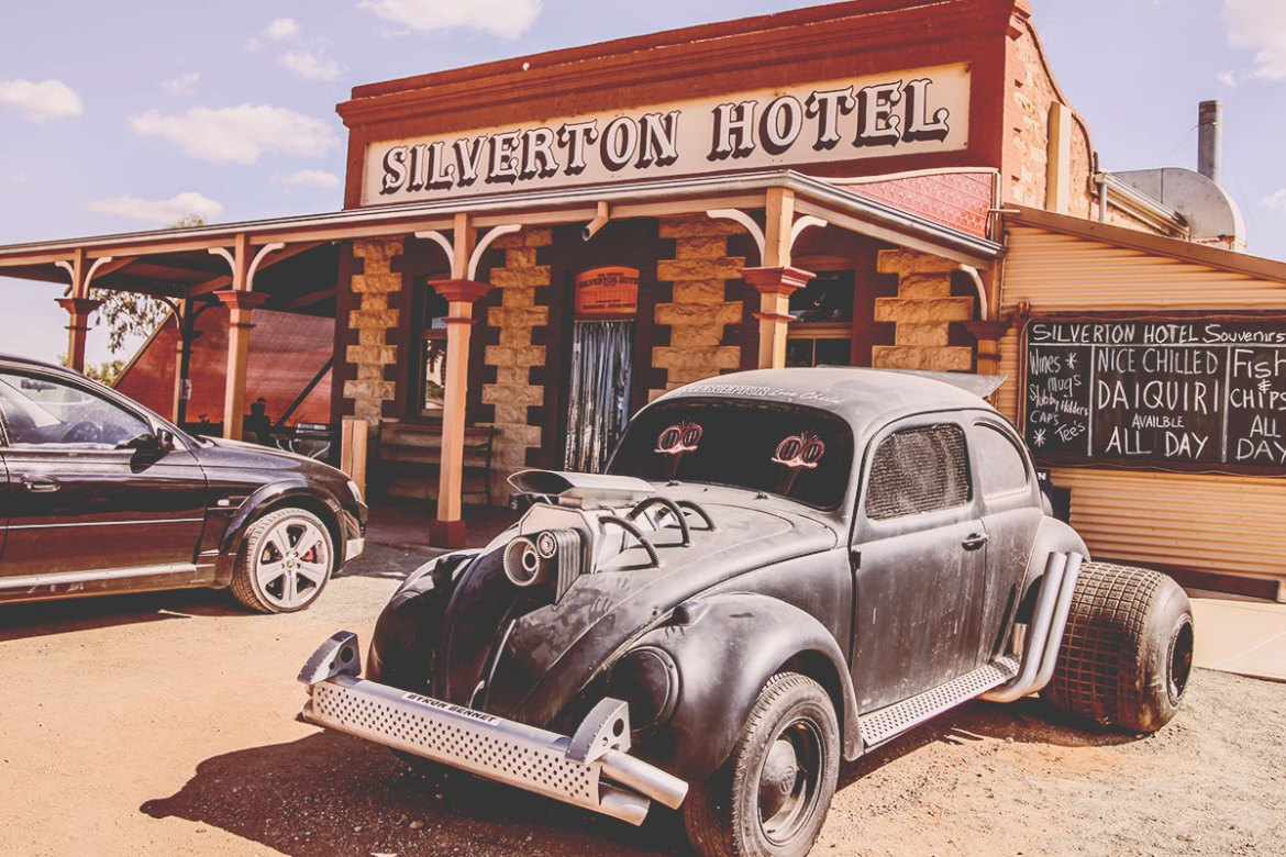 Silverton, New South Wales - Australia