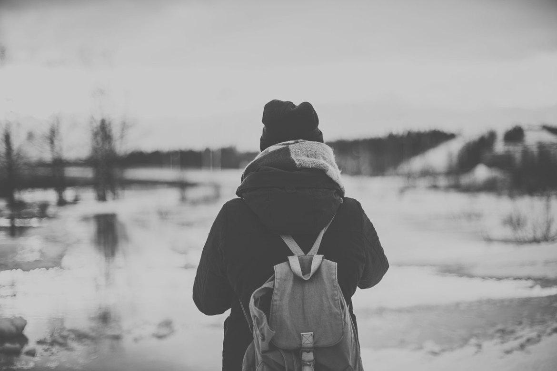 Det svåraste med att komma hem efter en resa är att allting är likadant som när du åkte