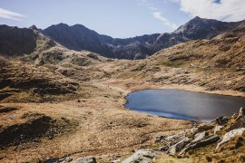 Snowdonia - En vacker nationalpark i Wales