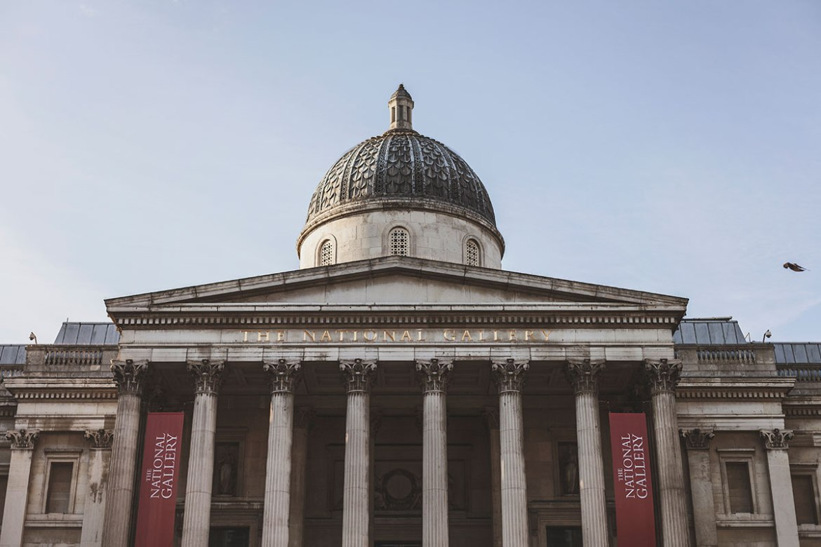 National Gallery @ Trafalgar Square