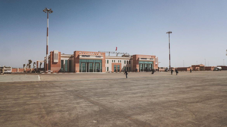 Dakhla – den näst största staden i Västsahara