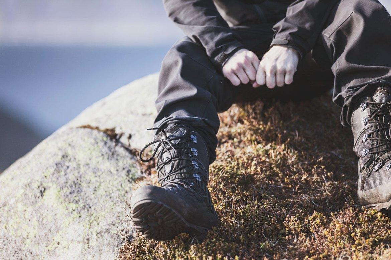 Hiking in Lofoten