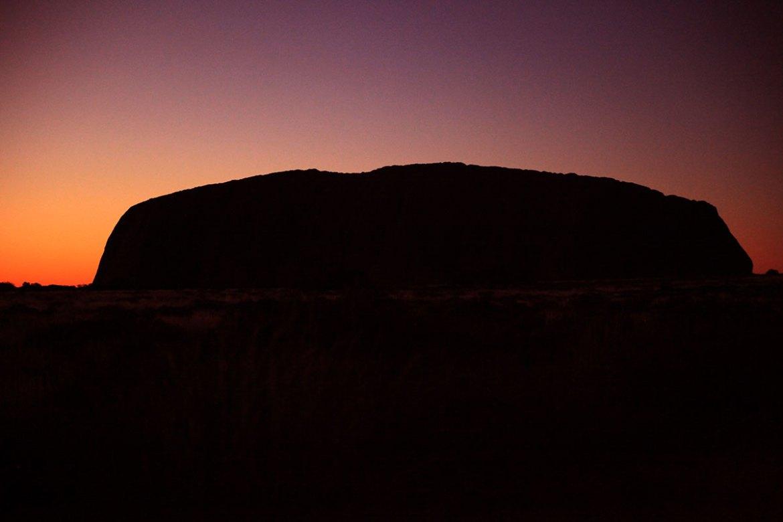 5 SAKER DU INTE FÅR MISSA I AUSTRALIEN: ULURU