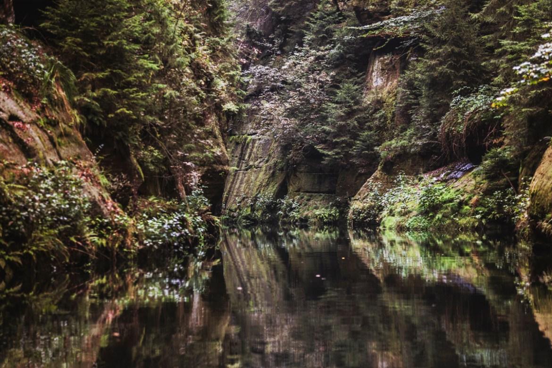 Edmund's Gorge Tjeckien