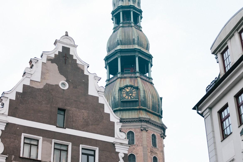 St Peterskyrkan, Riga