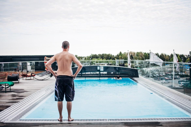 Pool Clarion Arlanda