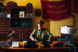 Karosta - ett krigshamnsfängelse