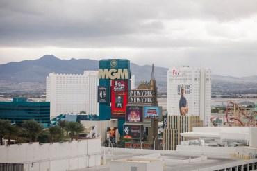 Dagboksnoteringar från Las Vegas
