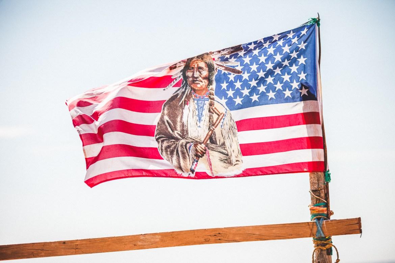 Monument Valley Forrest Gump Point