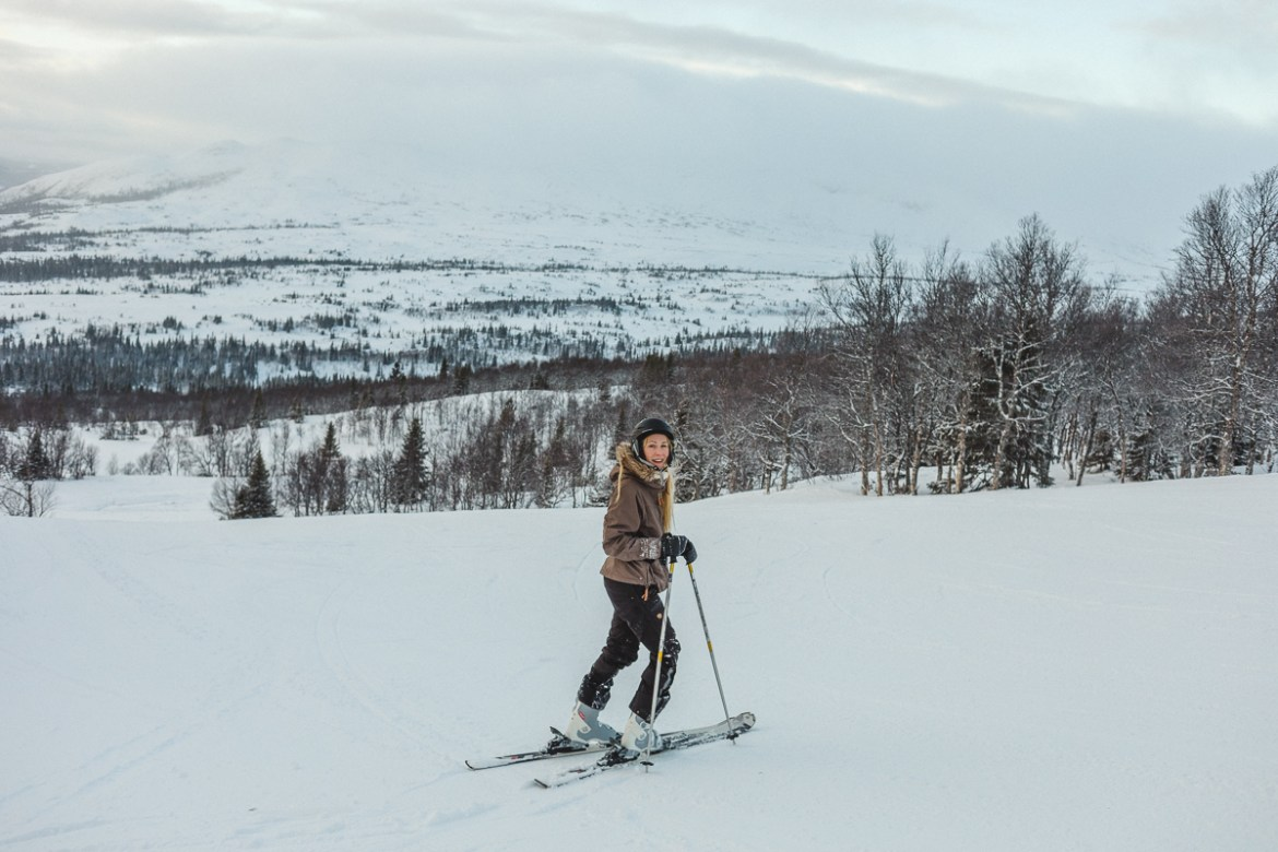 Jonna Jinton // Winter Workation i Åre med Influencers of Sweden