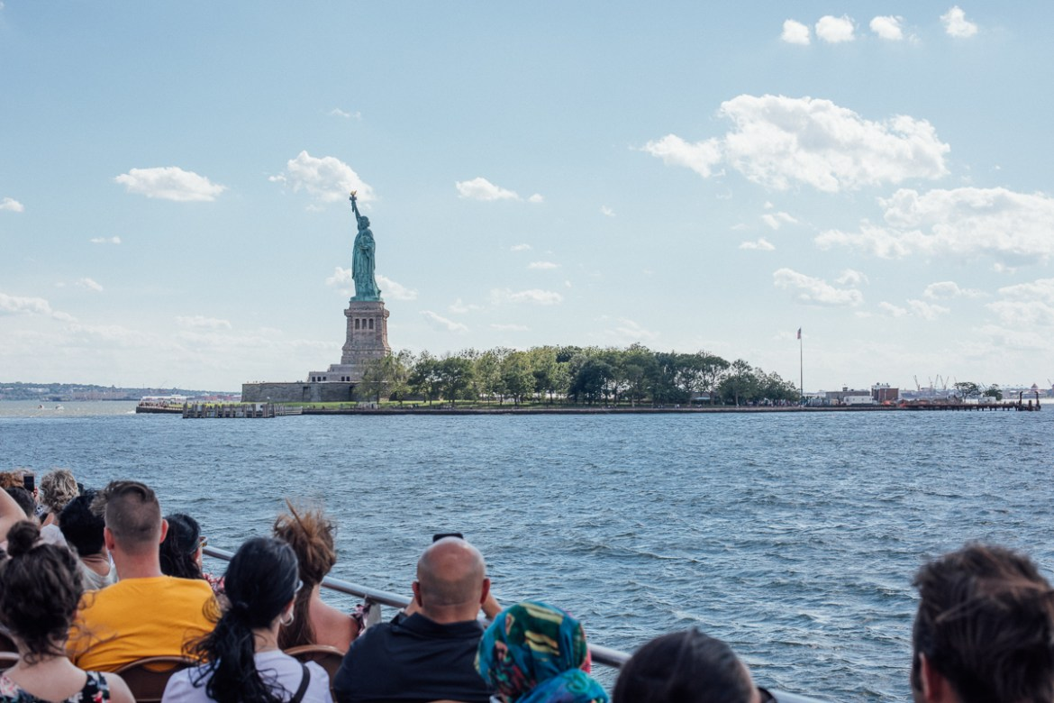 Circle Line Cruises i New York