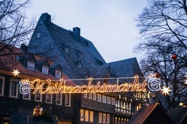 En eftermiddag i mysiga Goslar