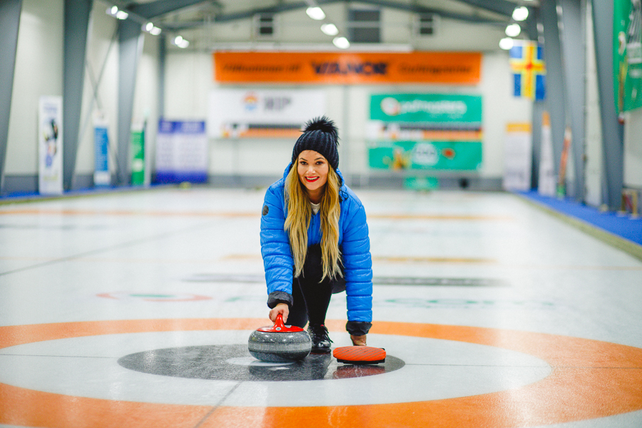Curling Åland