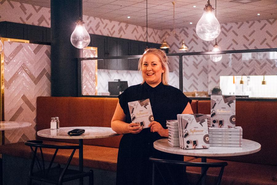 Yrke: Influencer av Linda Hörnfeldt